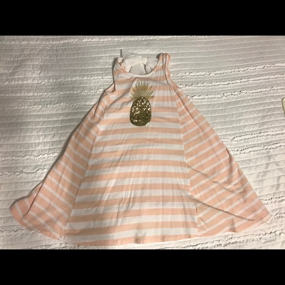 Other - Striped pineapple sundress